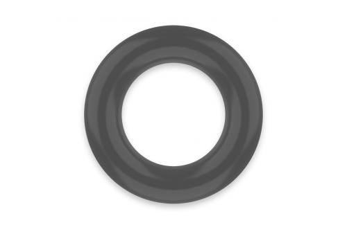 powering super flexible y resistente anillo pene 48cm pr05 negro