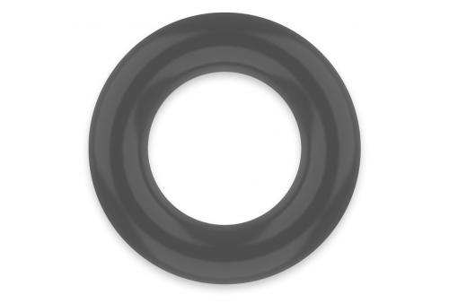 powering super flexible y resistente anillo pene 55cm pr06 negro