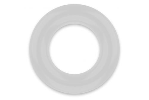 powering super flexible y resistente anillo pene 55cm pr06 clear