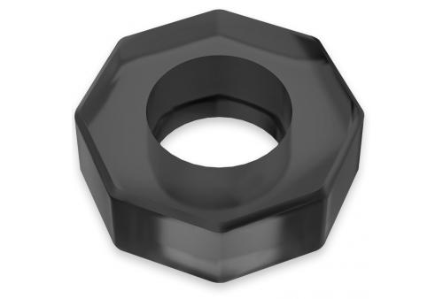powering super flexible y resistente anillo pene 5cm pr10 negro