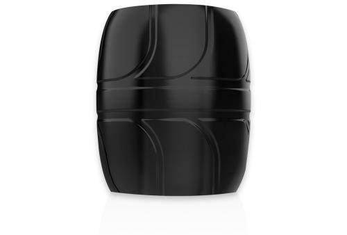 powering super flexible y resistente anillo pene 5cm pr11 negro