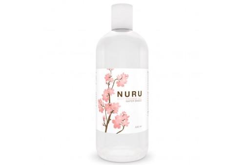 gel base agua para masaje nuru 500 ml