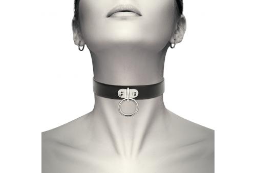 coquette collar cuero vegano accesorio woman fetish
