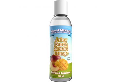 vincen michael s lubricante melocoton dulce con mango 150ml