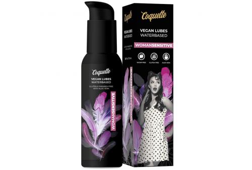 coquette premium experience lubricante vegano womansensitive 100ml