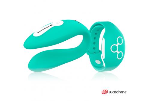 wearwatch vibrador dual technology watchme light green