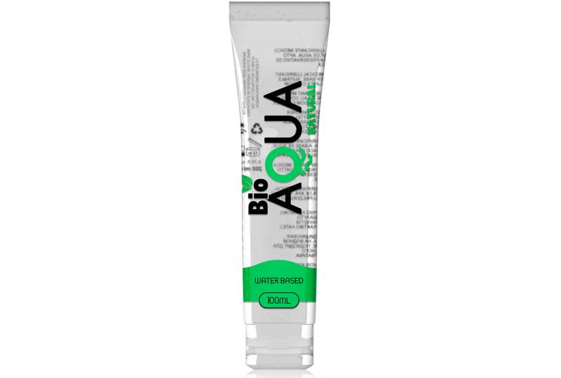 bioaqua lubricante ingredientes naturales base agua 100 ml