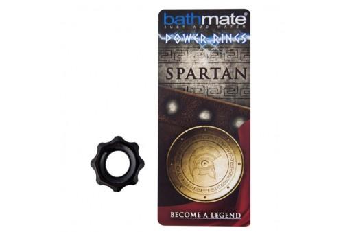 bathmate anillo pene spartan negro