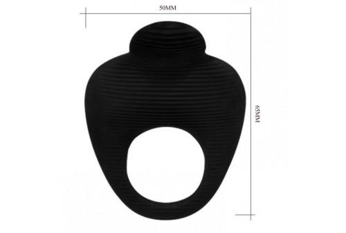 anillo vibrador thimble pretty love negro