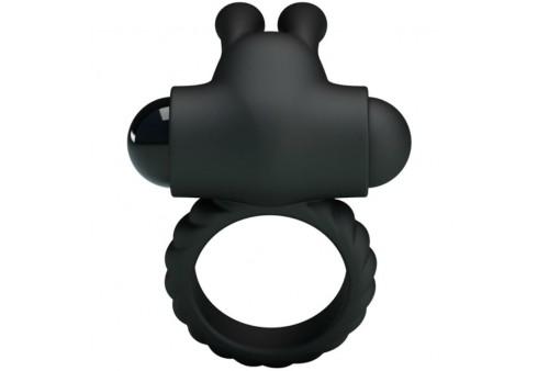 pretty love eudora anillo vibrador con estimulador