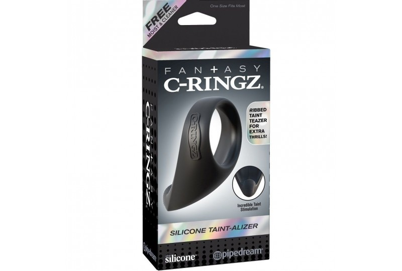 fantasy c ring silicone taint alize
