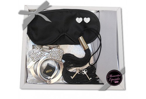 caja erotica dos rombos corazones