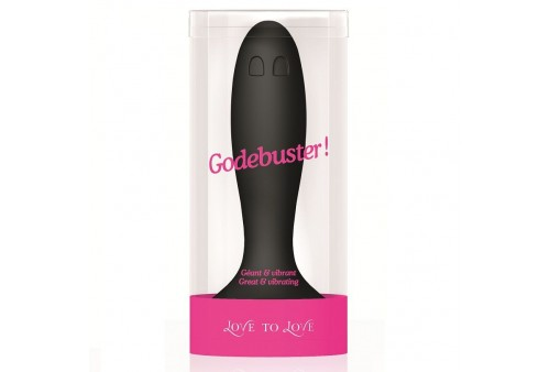 love to love godebuster plug anal 155 cm