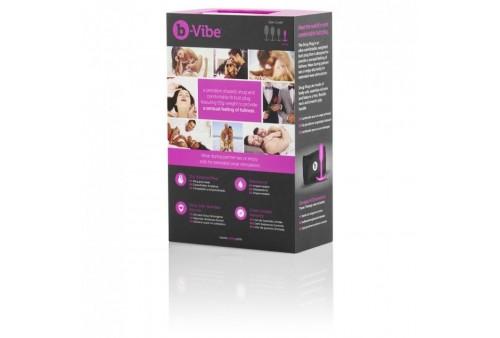 b vibe snug plug 1 rosa