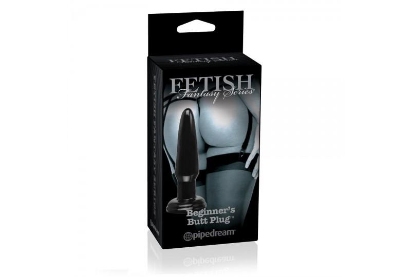 fetish fantasy edicion limitada plug anal principiante 9 cm