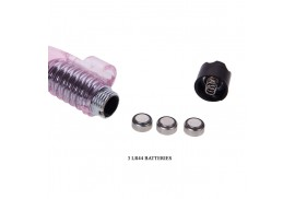 mini vibrator dedo silicona