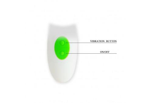 pretty love flirtation vibrador owen verde
