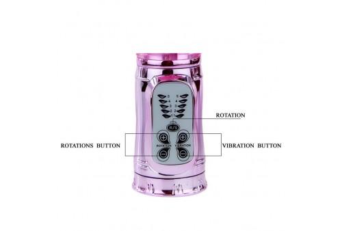 throbbing bunny rotador rampante rosa