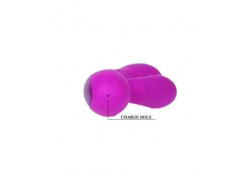pretty love smart vibrador recargable con rabbit harry
