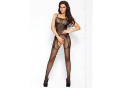 passion eroticline catsuit negro bs006