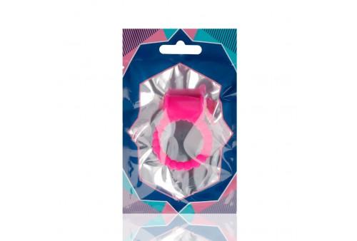 casual love 25 anillo vibrador rosa