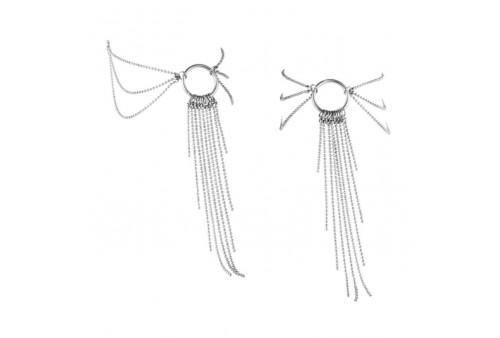 magnifique accesorios para los pies silver