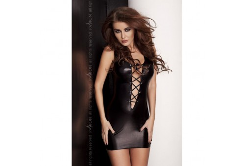 lyzzy vestido negro by passion s m