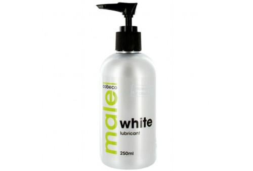 male lubricante blanco 250 ml