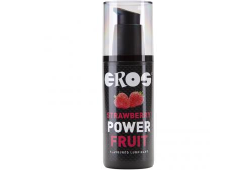 eros fresa power fruit lubricante 125ml