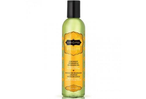kamasutra naturals aceite de masaje piña colada 236ml