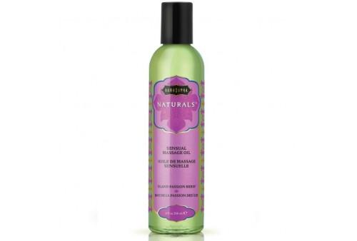 kamasutra naturals aceite de masaje pasión granada