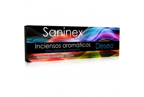 saninex incienso aromatico deseo 20 sticks