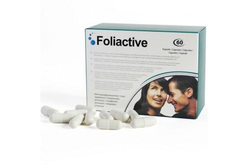 foliactive pills complemento alimenticio caida pelo