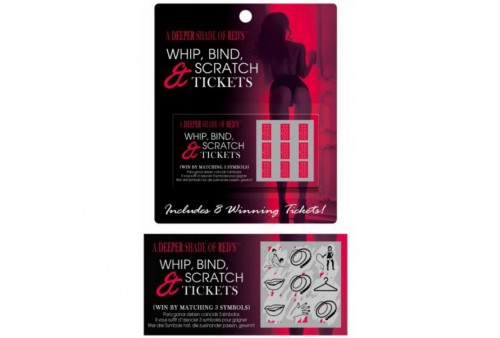 kheper games juego whip bind and scratch tickets