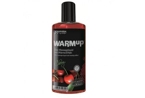 aceite de masaje efecto calor cereza 150ml