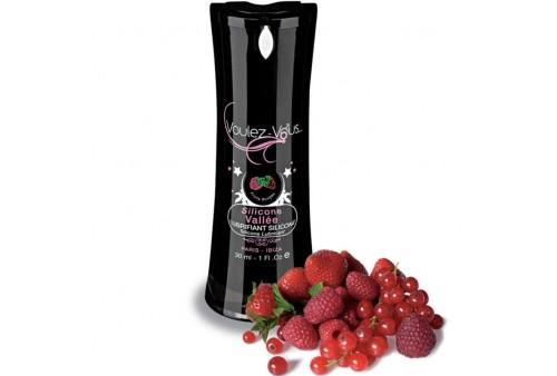 voulez vous lubricante silicona frutos rojos 30 ml