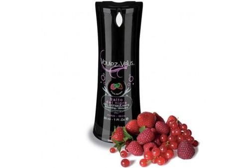 voulez vous gel estimulante masculino frutos rojos 30 ml