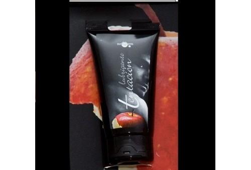 tentacion lubricante con sabor a fruta de la pasion 75ml