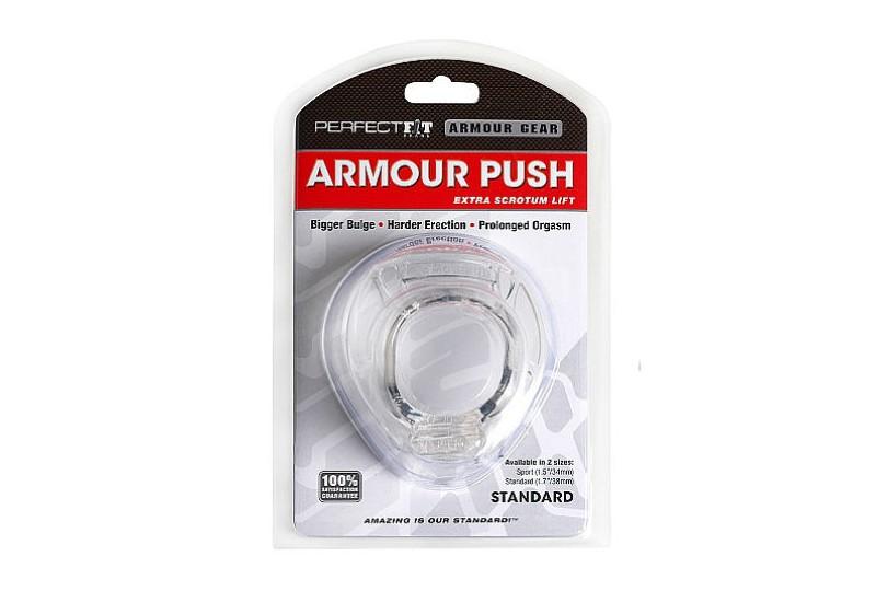 perfecfit armour push transparente