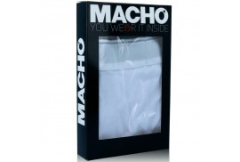 macho mc088 calzoncillo gris talla m