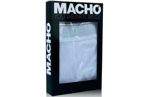 macho mc088 calzoncillo gris talla l