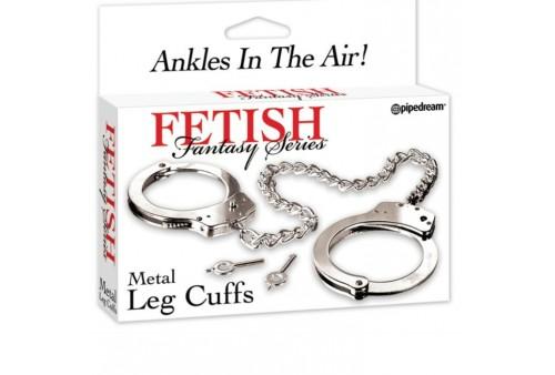 esposas de metal para piernas fetish fantasy series
