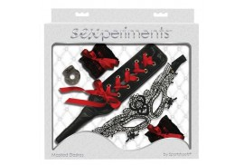 sexperiments kit masked desired