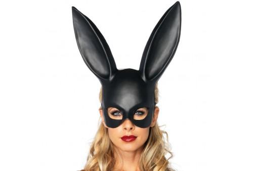 leg avenue masquerade rabbit negro