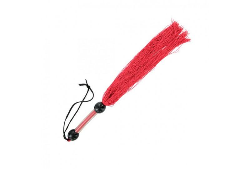 sex mischief fusta medium whip roja 35cm