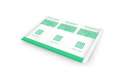 confortex sabanas higiénicas desechables en bolsa individual