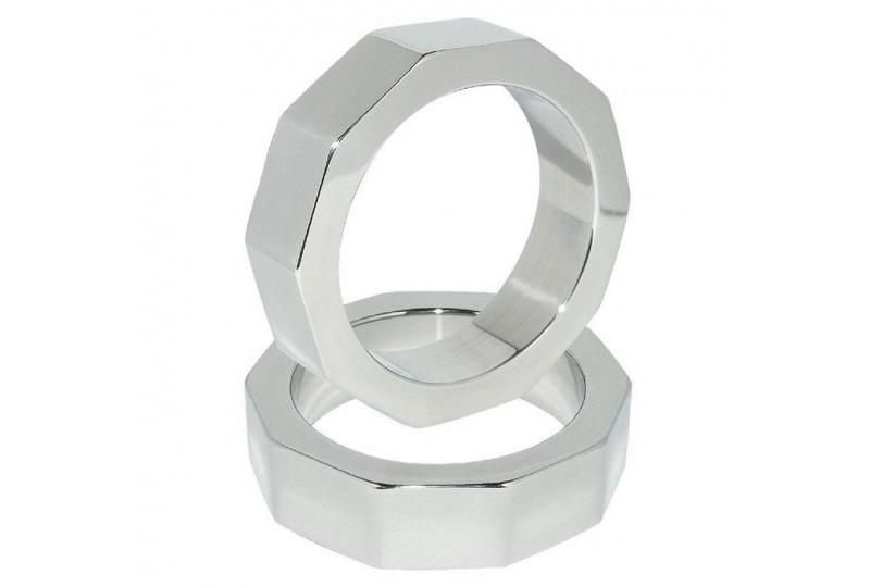 metalhard anillo pene y testiculos nut 50mm