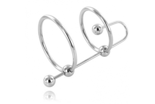 metalhard extreme anillo con stop uretra