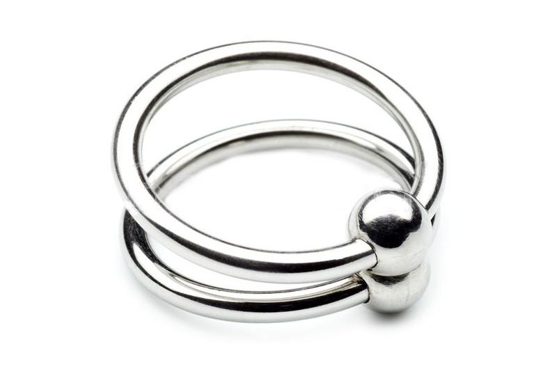 metalhard anilla doble acero 30mm
