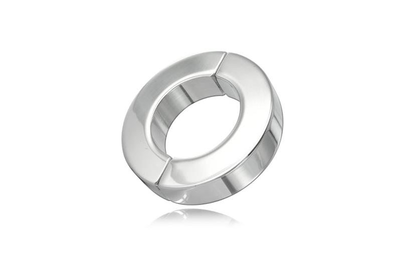 anillo testiculos acero inoxidable 14mm